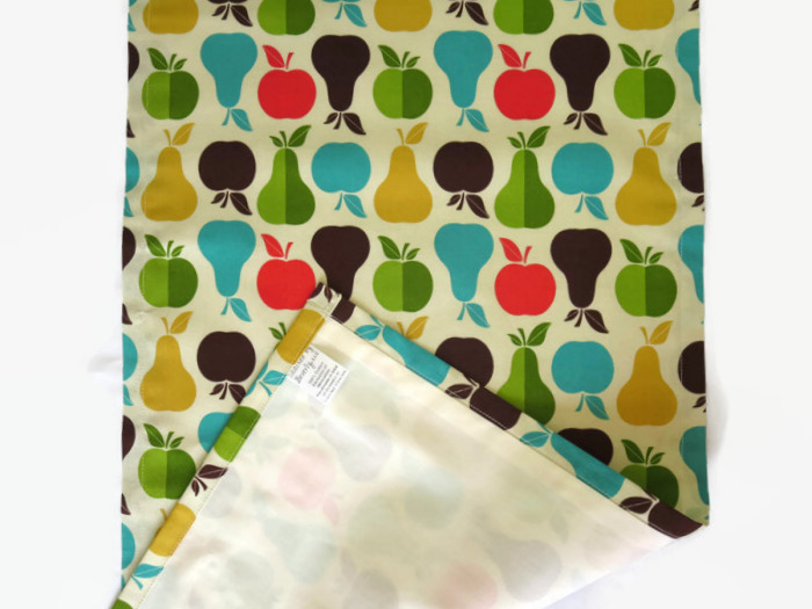 Apples U0026 Pears Cloth Table Runner