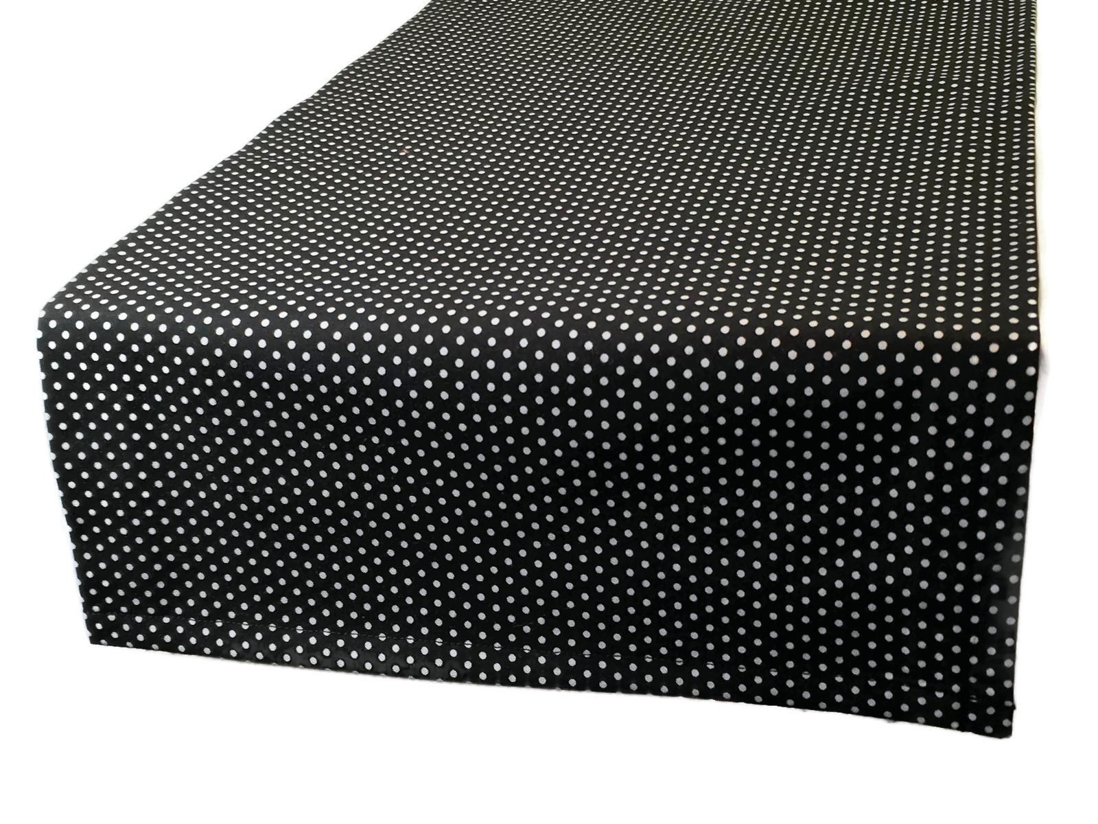Polka Dot Cloth Table Runner